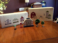 Pottery Barn Kids Town & Country train add-on sets-$5 each