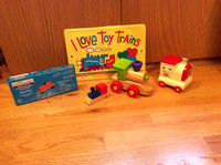 Assorted Train Toys-$1 each, or 5 for $3