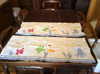 Pottery Barn Kids Valances- $20