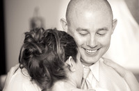 Erin and David: Black and White Photographs